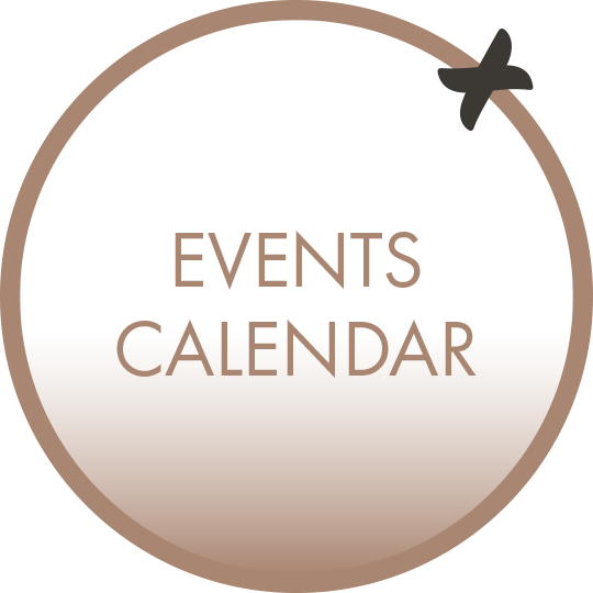 Events Calendar Button UK