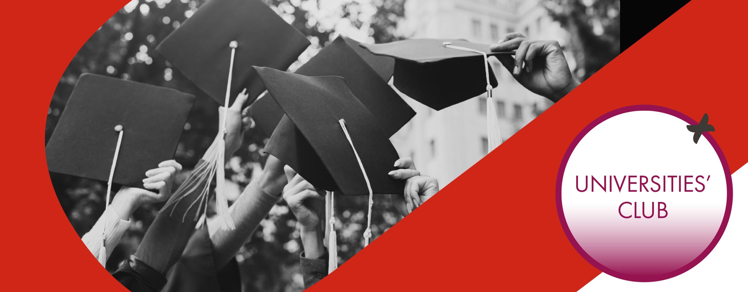 Universities Club Hero Banner