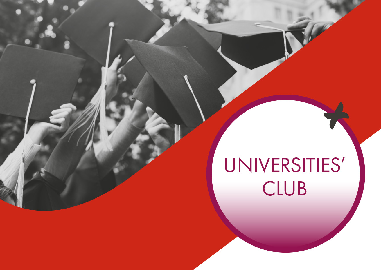 Universities Club Home Page Image