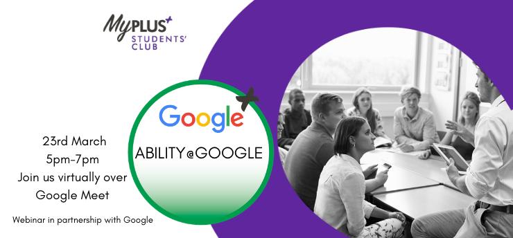 Google Event Graphic